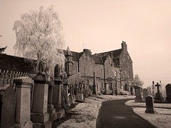 Cementary in Stirling