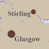 Stirling in Schottland