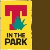 Das T-in-the-Park Festival