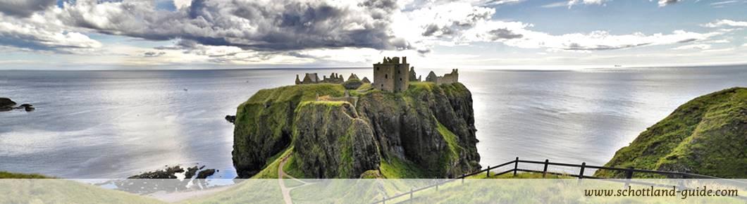 Zu Besuch in Sterling in den Highlands Schottlands